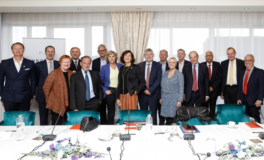 Europe Delivers Advisory Board