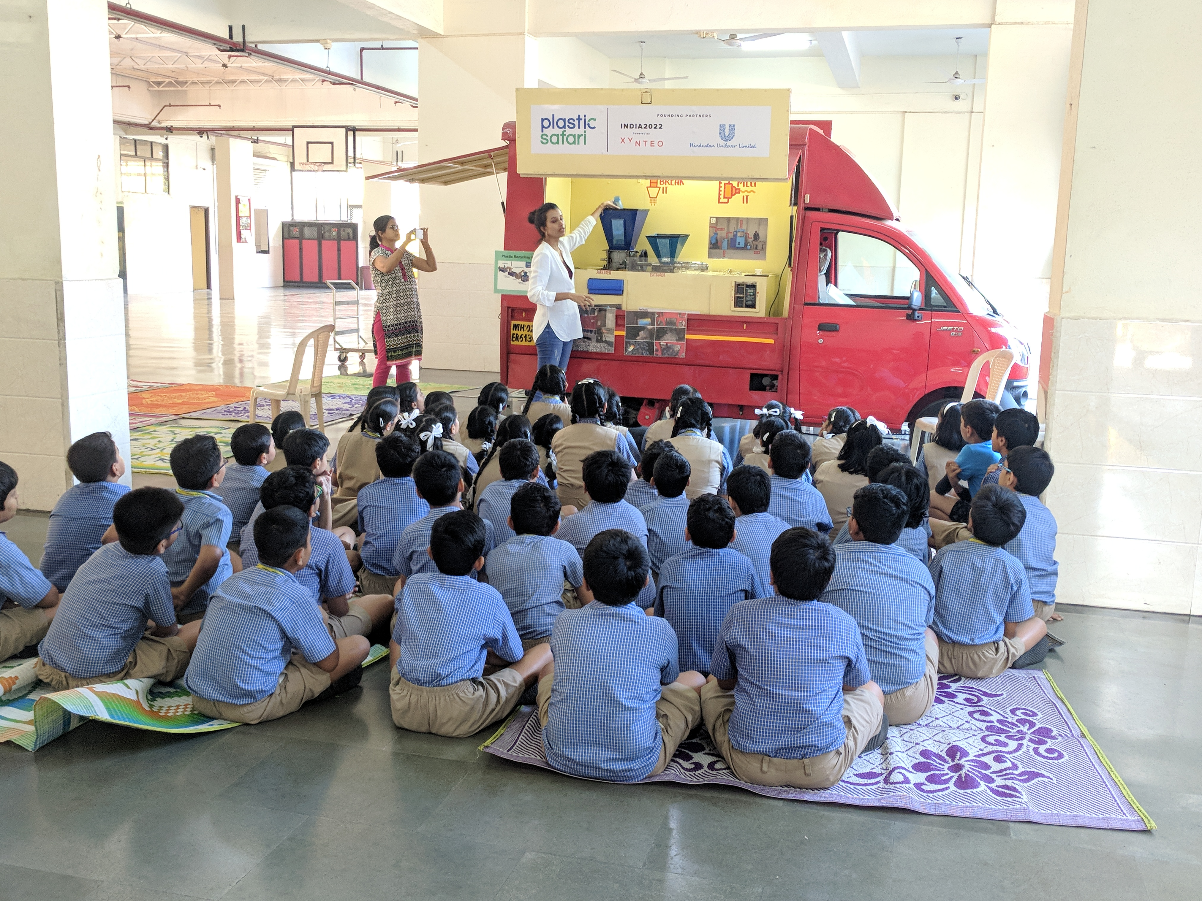 Waste No More aims to educate children on waste management.